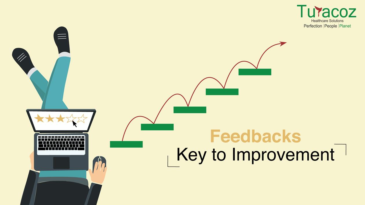 'Feedbacks' - Key to Improvement